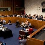 Votes Of Senate Panel For Authorizing Force Within Syria